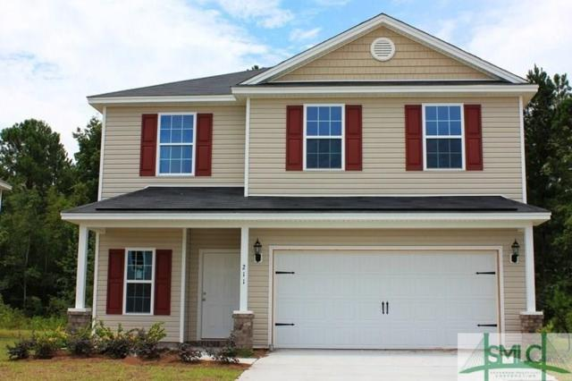 179 Hammock Drive, Richmond Hill, GA 31324 (MLS #195371) :: Karyn Thomas