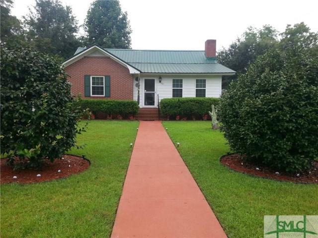 501 Marietta Street, Glennville, GA 30427 (MLS #195372) :: The Arlow Real Estate Group