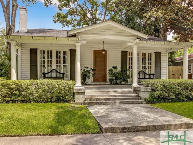 1226 50th Street, Savannah, GA 31404 (MLS #195373) :: The Arlow Real Estate Group