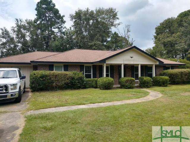 621 Olmstead Drive, Hinesville, GA 31313 (MLS #195393) :: Keller Williams Realty-CAP