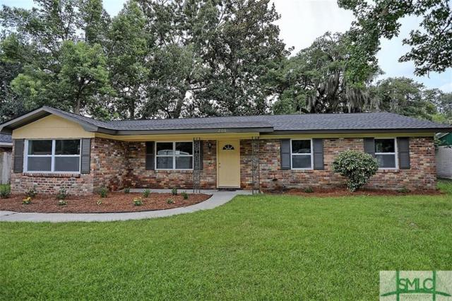 208 Montclair Boulevard, Savannah, GA 31419 (MLS #195414) :: The Arlow Real Estate Group