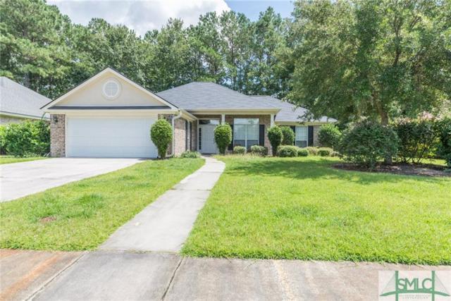 10 Dunnoman Drive, Savannah, GA 31419 (MLS #195431) :: The Randy Bocook Real Estate Team