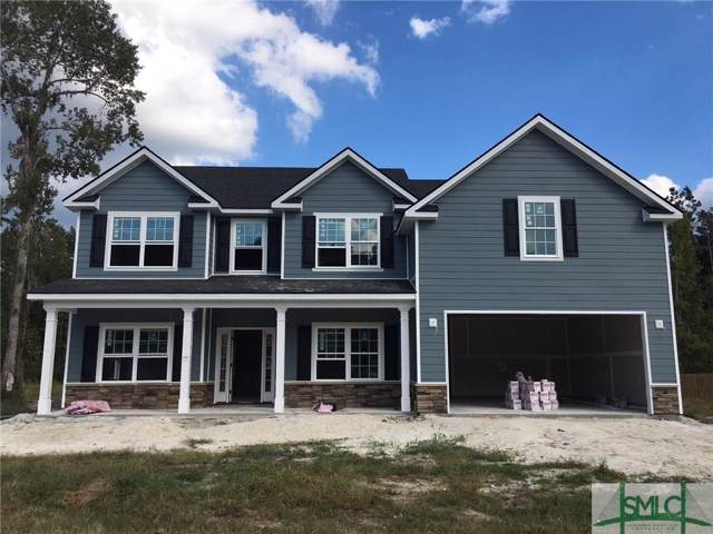 383 Kerry Drive, Richmond Hill, GA 31324 (MLS #195451) :: The Arlow Real Estate Group