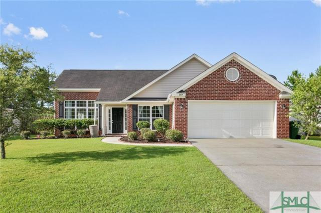 257 Pampas Drive, Pooler, GA 31322 (MLS #195482) :: The Randy Bocook Real Estate Team