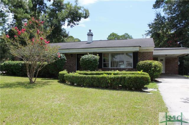 2265 Daffin Drive, Savannah, GA 31404 (MLS #195497) :: The Randy Bocook Real Estate Team