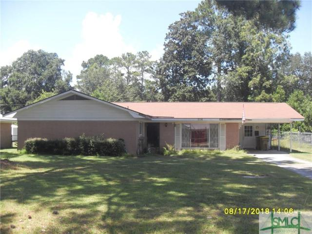 114 Whitehall Avenue, Rincon, GA 31326 (MLS #195520) :: The Randy Bocook Real Estate Team