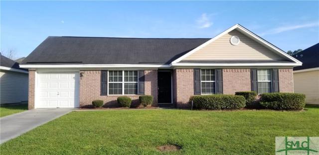 167 Mills Run Drive, Savannah, GA 31405 (MLS #195546) :: Coastal Savannah Homes