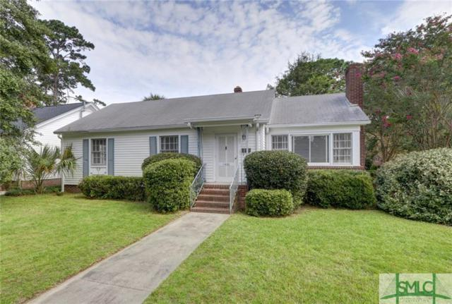 1426 E 54th Street, Savannah, GA 31404 (MLS #195558) :: Coastal Savannah Homes