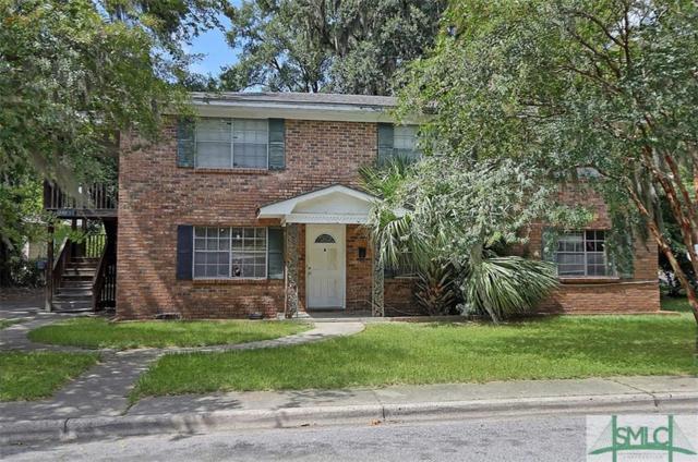 4401 Caroline Drive, Savannah, GA 31404 (MLS #195623) :: The Sheila Doney Team