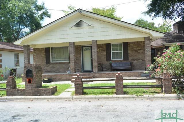 7 Churchill Street, Savannah, GA 31405 (MLS #195631) :: The Robin Boaen Group
