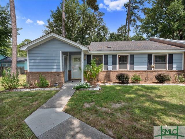 63 Navigator Lane, Savannah, GA 31410 (MLS #195669) :: Coastal Savannah Homes