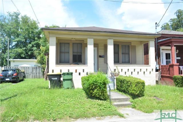 1114 Springfield Street, Savannah, GA 31415 (MLS #195674) :: The Arlow Real Estate Group