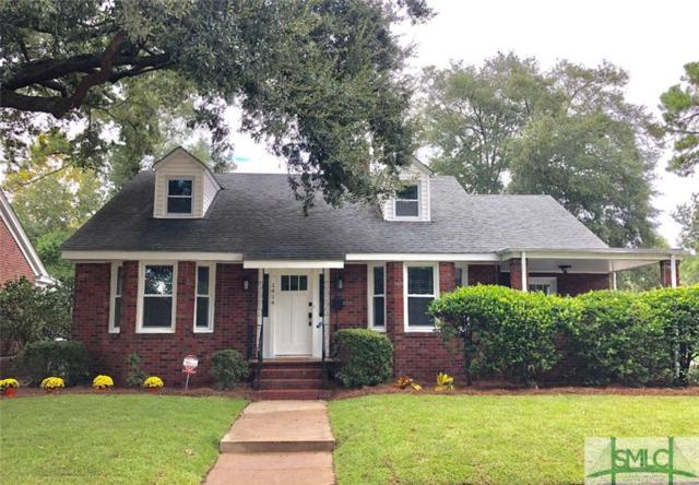 1414 E 49th Street, Savannah, GA 31404 (MLS #195681) :: The Robin Boaen Group