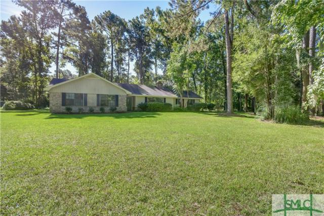 149 Mill Run Road, Richmond Hill, GA 31324 (MLS #195698) :: The Arlow Real Estate Group