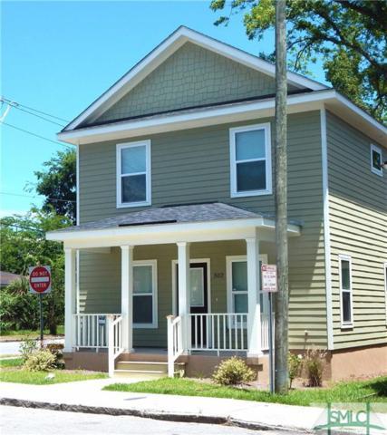 502 E 35th Street, Savannah, GA 31401 (MLS #195718) :: Coastal Savannah Homes