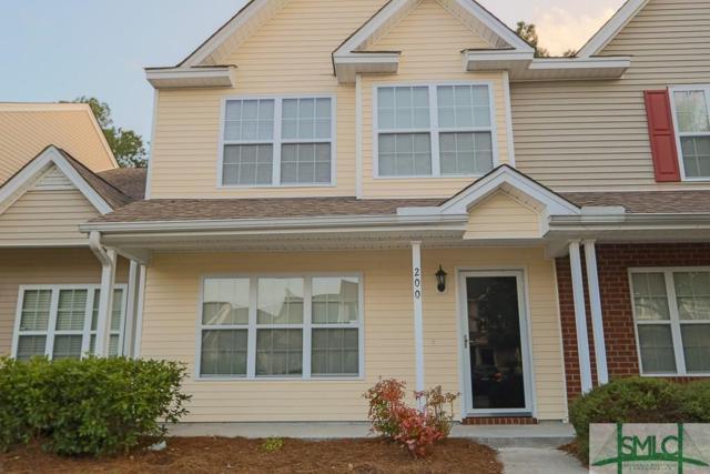 200 Sonata Circle, Pooler, GA 31322 (MLS #195749) :: The Arlow Real Estate Group