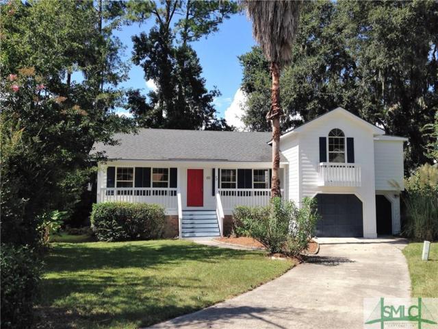 22 S Lake Drive, Savannah, GA 31410 (MLS #195751) :: The Randy Bocook Real Estate Team