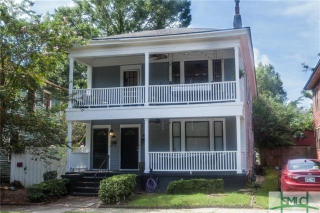 515 E Duffy Street, Savannah, GA 31401 (MLS #195754) :: The Arlow Real Estate Group