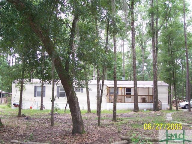 121 Brown Road, Richmond Hill, GA 31324 (MLS #195763) :: Coastal Savannah Homes