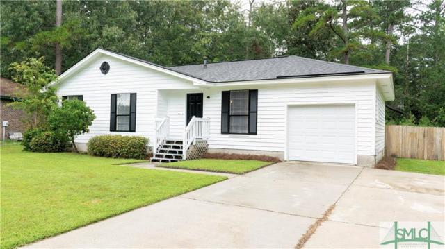 121 Stockbridge Drive, Savannah, GA 31419 (MLS #195770) :: Karyn Thomas