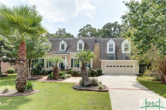 105 Wedgefield Crossing, Savannah, GA 31405 (MLS #195851) :: McIntosh Realty Team