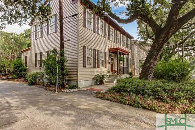 243 E Broad Street, Savannah, GA 31401 (MLS #195865) :: Keller Williams Realty-CAP