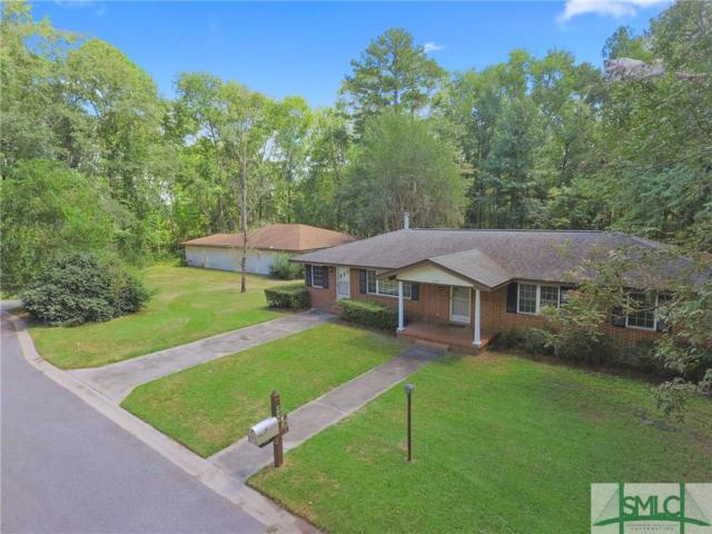 228 Lewis Drive, Rincon, GA 31326 (MLS #195869) :: The Sheila Doney Team
