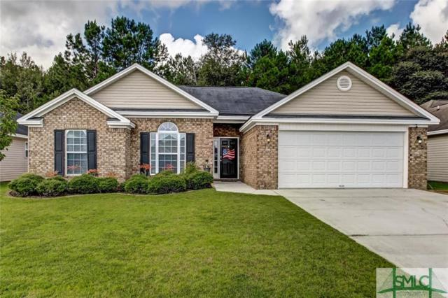 126 Aquinnah Drive, Pooler, GA 31322 (MLS #195906) :: The Robin Boaen Group