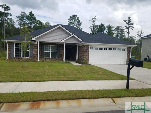 182 Grandview Drive, Hinesville, GA 31313 (MLS #195934) :: The Robin Boaen Group