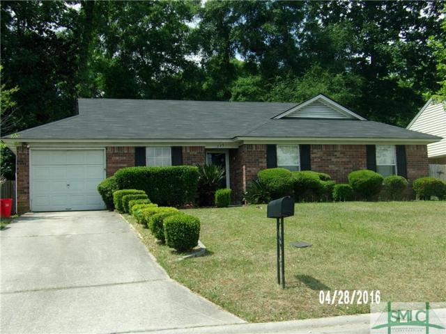 225 Laurelwood Drive, Savannah, GA 31419 (MLS #195941) :: Coastal Savannah Homes