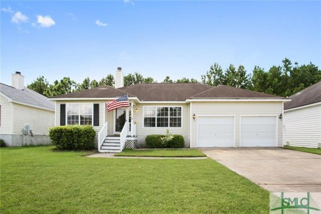 33 Leeward Drive, Savannah, GA 31419 (MLS #195962) :: Coastal Savannah Homes