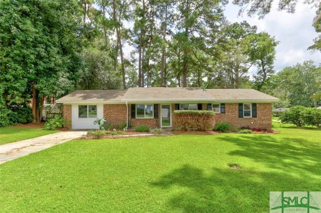 435 Cliff Drive, Pooler, GA 31322 (MLS #195994) :: Karyn Thomas
