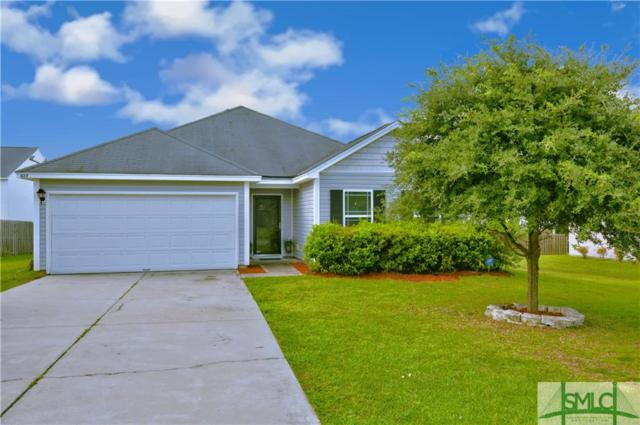 427 Seabreeze Drive, Rincon, GA 31326 (MLS #196025) :: Coastal Savannah Homes