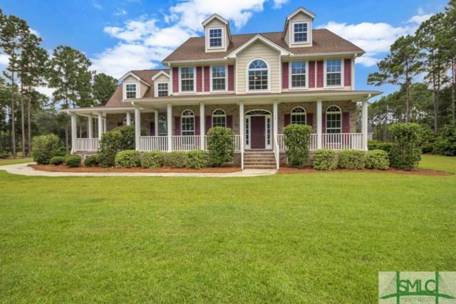 214 Savannah Road, Richmond Hill, GA 31324 (MLS #196046) :: McIntosh Realty Team