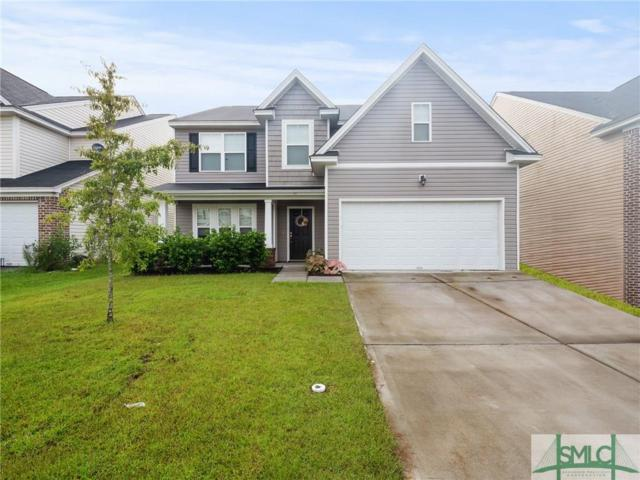 21 Amber Drive, Port Wentworth, GA 31407 (MLS #196062) :: The Arlow Real Estate Group