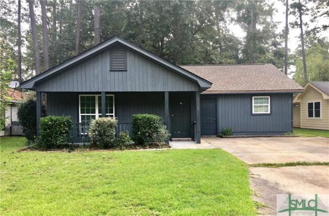 116 Sugar Mill Drive, Savannah, GA 31419 (MLS #196075) :: The Arlow Real Estate Group