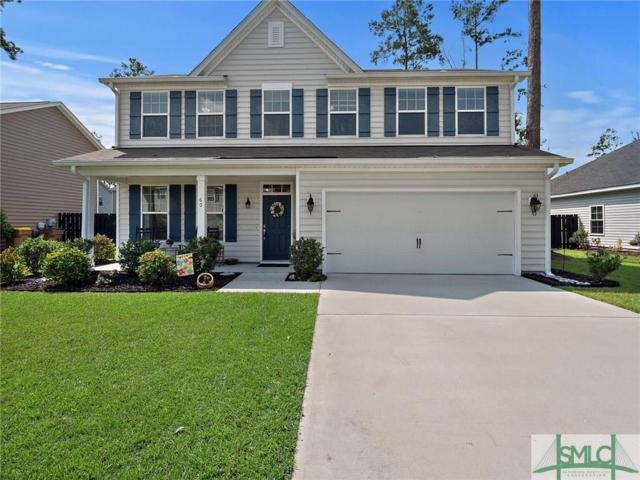 60 Smoke Rise Road, Richmond Hill, GA 31324 (MLS #196076) :: Teresa Cowart Team