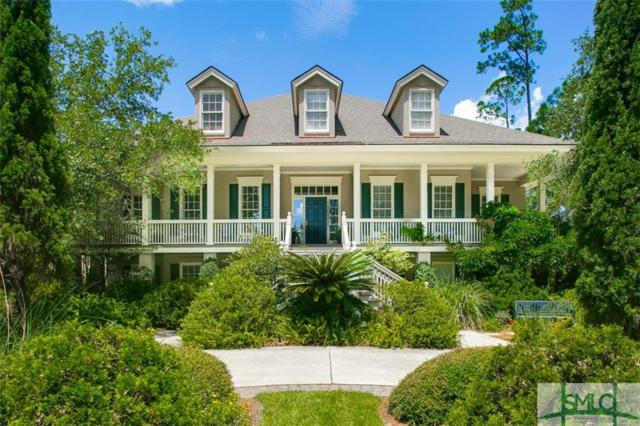 12 Hasleiters Retreat, Savannah, GA 31411 (MLS #196078) :: The Randy Bocook Real Estate Team