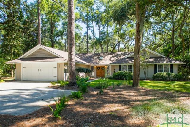 121 Mercer Road, Savannah, GA 31411 (MLS #196092) :: Coastal Savannah Homes