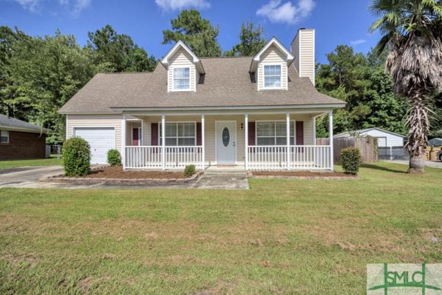 57 Cutt Off Way, Richmond Hill, GA 31324 (MLS #196133) :: The Robin Boaen Group