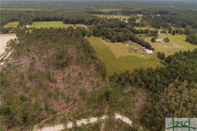 Lot 2 Hwy 46 Other, Pembroke, GA 31321 (MLS #196137) :: The Robin Boaen Group