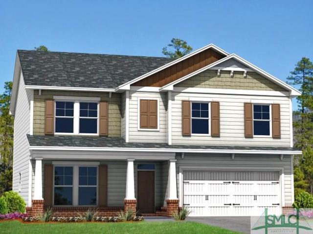 72 Dunnoman Drive, Savannah, GA 31419 (MLS #196140) :: The Randy Bocook Real Estate Team