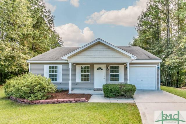 437 Shadowbrook Circle, Springfield, GA 31329 (MLS #196142) :: The Arlow Real Estate Group