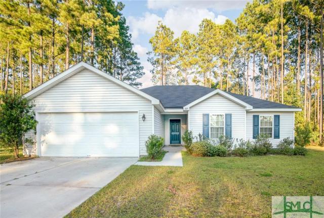 184 Blackwater Way, Springfield, GA 31329 (MLS #196145) :: Coastal Savannah Homes