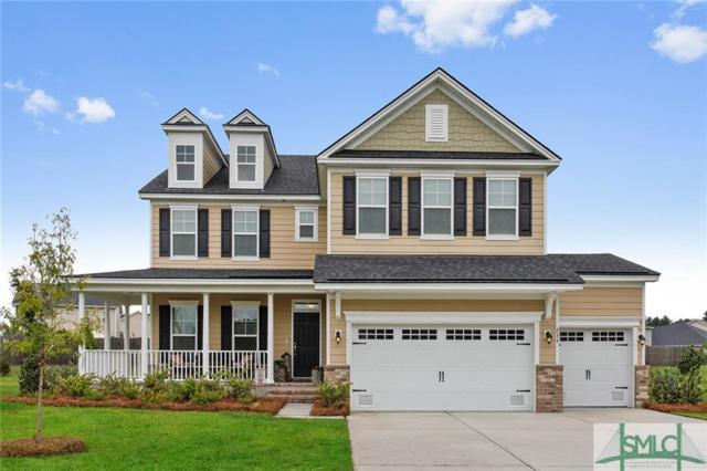 234 Tahoe Drive, Pooler, GA 31322 (MLS #196155) :: The Arlow Real Estate Group