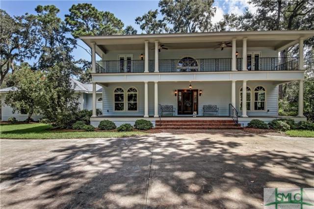 57 Delegal Road, Savannah, GA 31411 (MLS #196200) :: The Arlow Real Estate Group