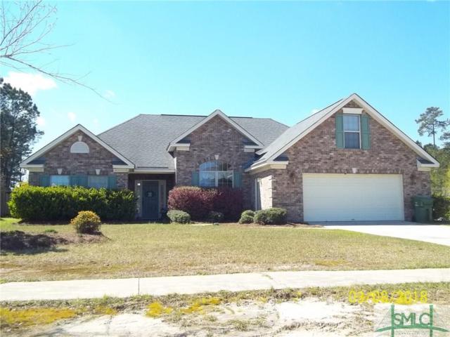 115 Morgan Pines Drive, Pooler, GA 31322 (MLS #196257) :: The Arlow Real Estate Group