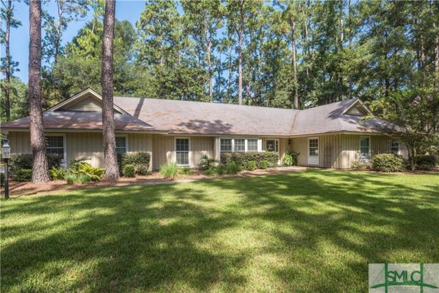 1 Holemark Lane, Savannah, GA 31411 (MLS #196263) :: The Arlow Real Estate Group