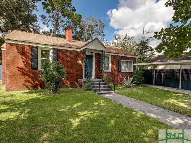 1512 E 48th Street, Savannah, GA 31404 (MLS #196268) :: The Robin Boaen Group