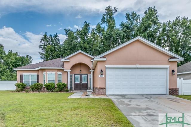 825 Hyacinth Circle, Guyton, GA 31312 (MLS #196273) :: Karyn Thomas